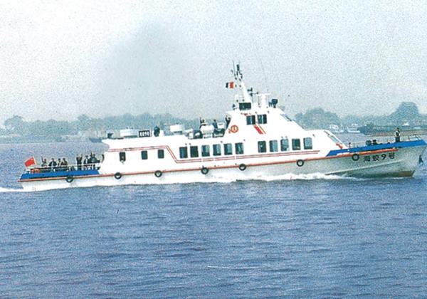35M浅海高速交通艇